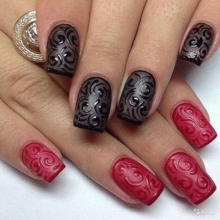 обучение на курсах Дизайн ногтей