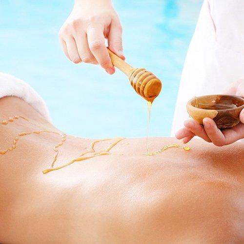 медовый массаж обучение
