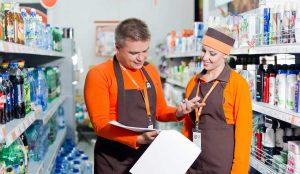 Продавец- консультант не продовольственных товаров